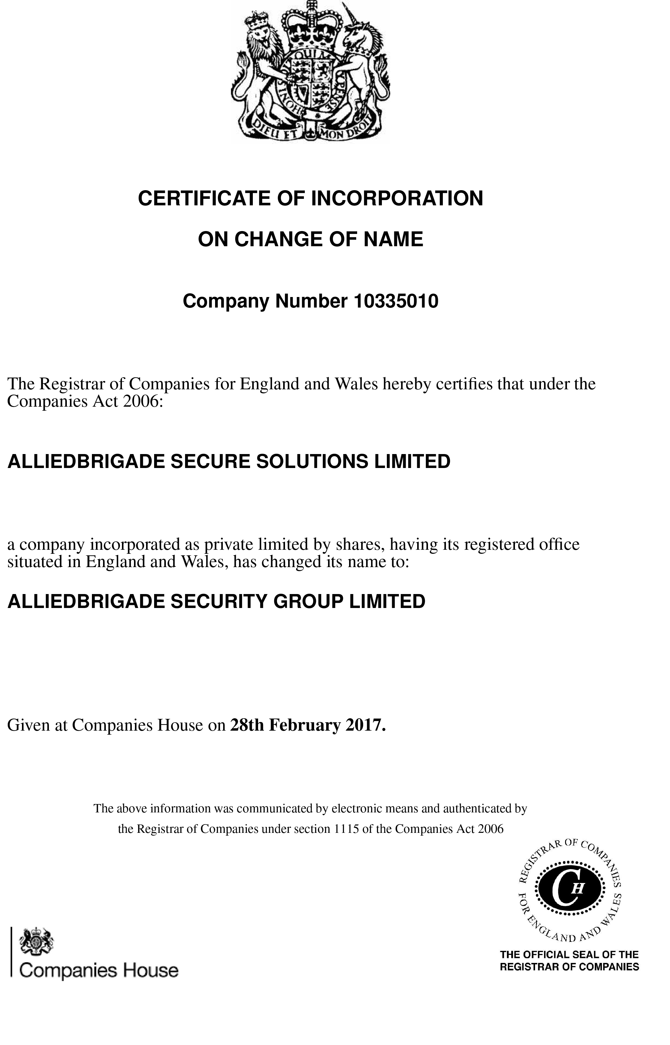 ALLIEDBRIGADE-NAME-CHANGE-CERTIFICATE